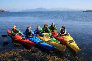 Norwest Sea Kayaking