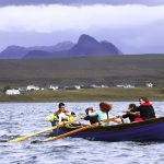 Rowing Coigach Style - Anne McGee