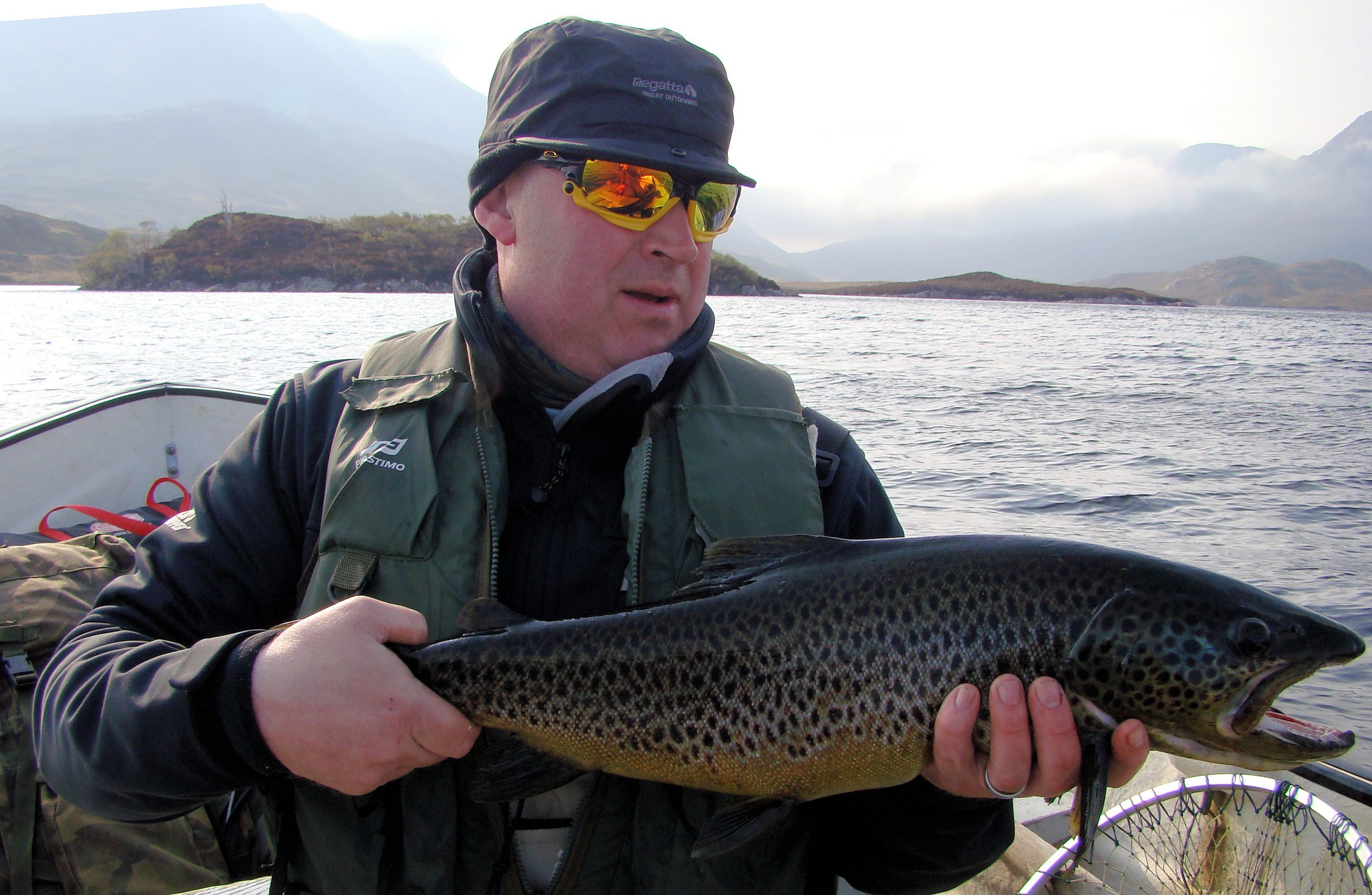 Inverpolly Loch and River Fishing