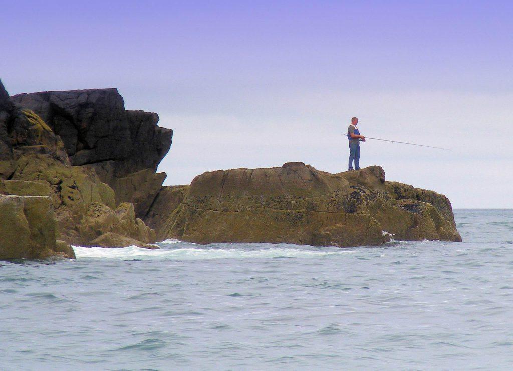 sea angling achiltibuie