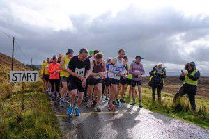 start-of-the-coigach-half-marathon